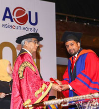 AeU Convocation 2017