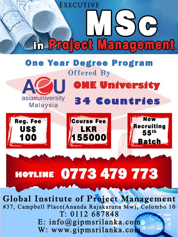 Msc In Project Management Programmes Global Institute Of Project