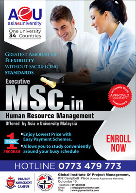 MSc in Human Resources Management